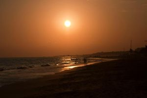 Sunset at the Beach 03 by metalhead41
