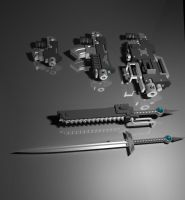 Imperial Armoury 01 by B0CHI