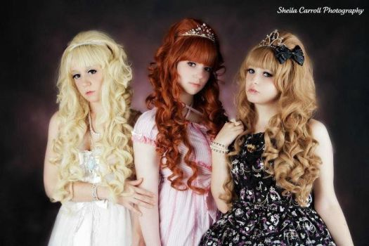 Princess Collection by GothicLolitaWigs