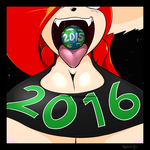 Goodbye 2015 by AngelTheCatgirl