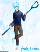 :ROTG: Jack Frost by Wynt