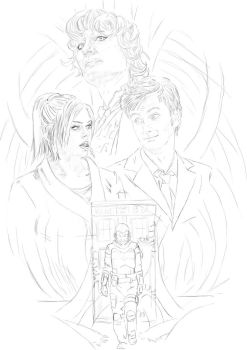 Doctor Who Mog Doth cover lines wip by the-lady-doctor