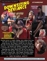 DOWNSIZING DEVIANCE  THE VIDEO by torijaymes