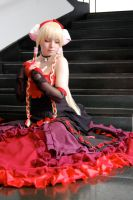 CHOBITS: Wounded Elegance by renbeau