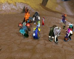 RP mate ceremony event 2 by TribeofTrolls