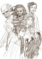 HP and the Prisoner of Azkaban by christellepecout