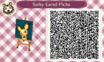 Spiky Eared Pichu by EternalSword7