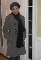 Me and the New Coat by Brandee-Ssj-Doll