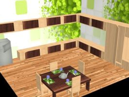 3D Art, Also some stages for my game by Terrence3D
