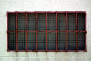 Metal - Fence - Window by Limited-Vision-Stock