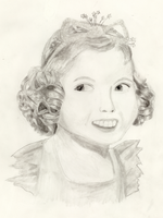 Shirley Temple by OmgItsEmily