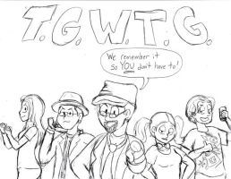 TGWTG Tribute by Annie13