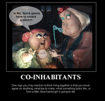 Coraline MP Co-Inhabitants by Biohazard-Nurse