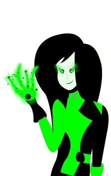 Shego by ThatxAwesomexPerson
