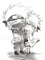 Kakashi and Anko : I love you by KickBass77