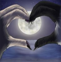 Moonlight Love by LadySilvie