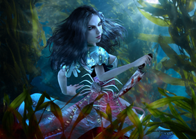 Under the Ocean by AnnaPostal666