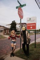 Freddy vs Jason: Coming To A Street Near You by HarleyTheSirenxoxo