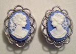 Victorian Cameo Cufflinks by MahdiTheRovingBlade