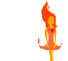 Flame Princess by Ilovecupcakesomuch