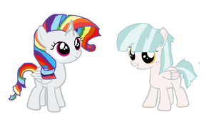 Custom Shipped Fillies by iPandacakes