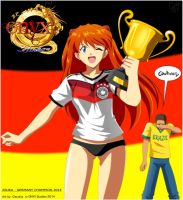 My tribute to the World Champion 2014 - GERMANY by BR-ONYX-STUDIOS