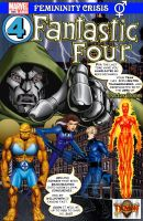 Fantastic Four - FC 01 by The-Demon-Etrigan