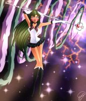 Sailor Pluto by foogie