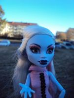 Monster High - Abby Snow. 3 by Jessi-element