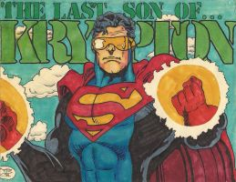 The Last Son of Krypton by Superman8193