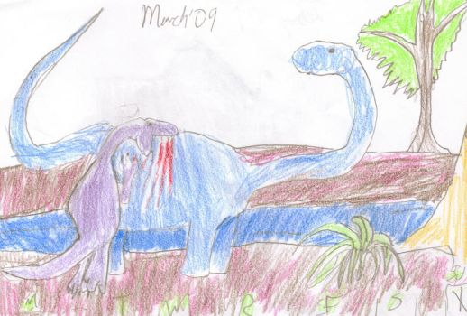 March 2009 by RandomClaire-chan