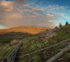 Peavine Sunset IV by madrush08