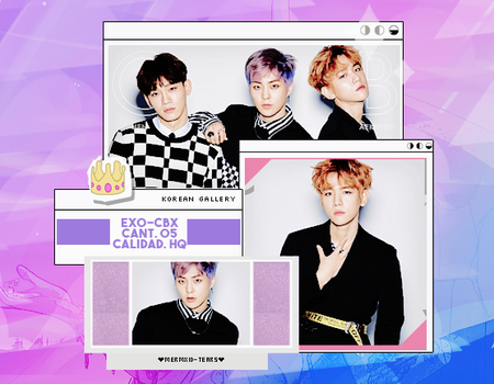 EXO-CBX | PHOTOPACK by KoreanGallery
