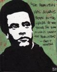 Huey Newton Revolution by SchmoGreene