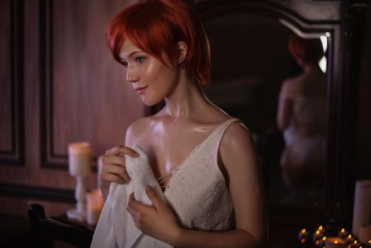 The WITCHER/ Shani COSPLAY by Lyumos