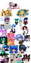 ocs..not all ...but there are 49-ithink- by G-Blue16