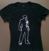 My new T-Shirt - front view /Jin Kazama/ by Trix92