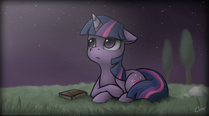 ATG #1 - Thinking by Chiramii-chan