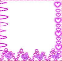Pink Frame by MaddieLovesSelly