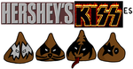 Hershey's Kisses by Elcool