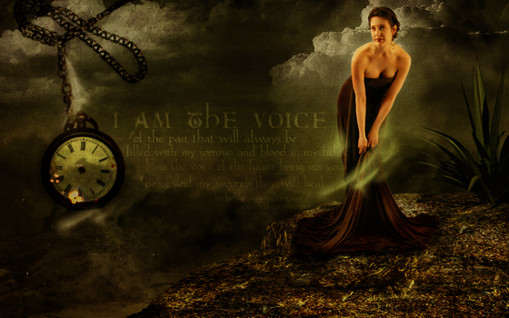 I am the Voice by LadyAlias