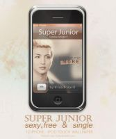 Suju - 12 Iphone Wallpaper by ll-black-star-ll