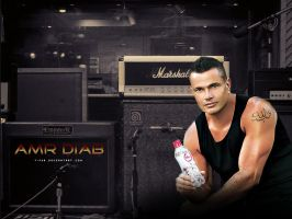Amr Diab Hayah Commercial by t-fUs