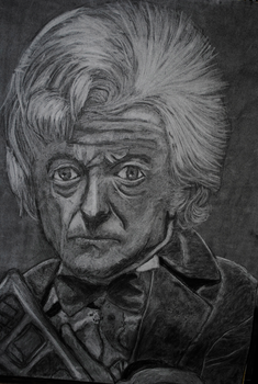 Third Doctor by DrTran08