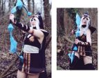 Ashe Cosplay Shooting by ibukii