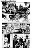 Locke Key Grindhouse pg 3 by GabrielRodriguez