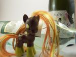Butterscotch Sundae Custom by BronyMuffin