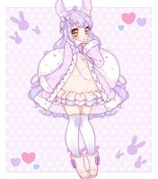 Art Trade - Lily by Eve--chan