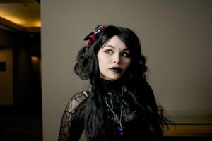 Raven Madison Cosplay 2 by SugarRune17