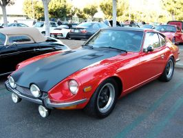 Datsun 240Z Cars and Coffee by Partywave